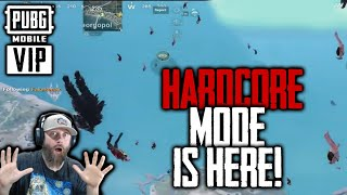 HARDCORE IN HARDCORE - PUBG MOBILE