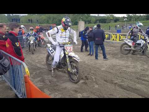 Professional MXGP motocross riders start practice 2019 || Learn from the pro's, + slow-mo