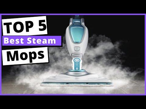 ✅ BEST Steam Mop of 2021