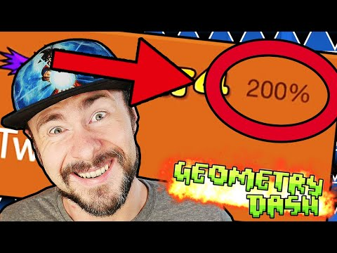 IS IT POSSIBLE TO GET 200% ON A LEVEL? // Geometry Dash IMPOSSIBLE OR NOT?! [#10]