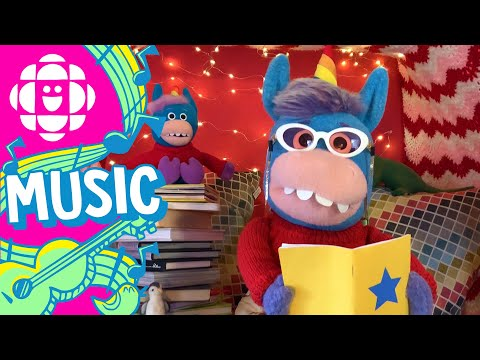 The Book Song | CBC Kids