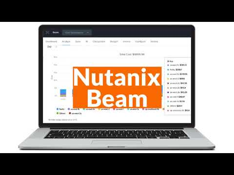 Introducing: Nutanix Beam -- Multicloud Governance with Built-in Cost Optimization