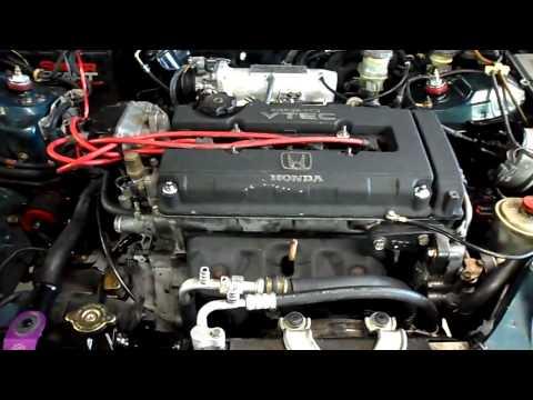 1996 Honda Civic JDM B18c Swap