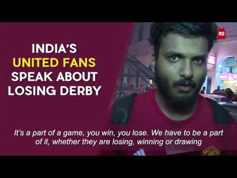 India's United Fans Speak About Losing Derby