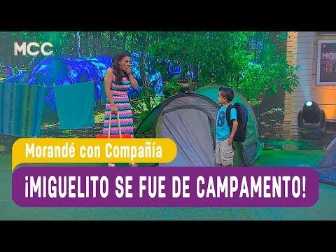 ¡Miguelito se fue de campamento -  Morandé con Compañía 2017