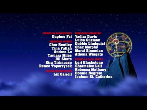 Justice League Action | End Credits (English) (HD)