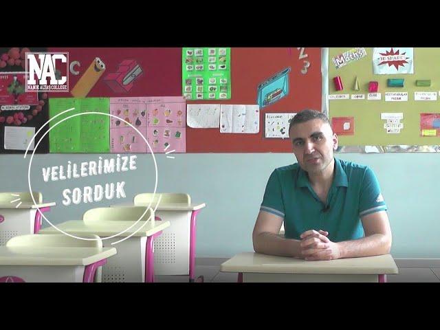OKULUMUZU VELİLERİMİZE SORDUK/ Namık Altaş Koleji / BURKAY CEVAHİRCİOĞLU