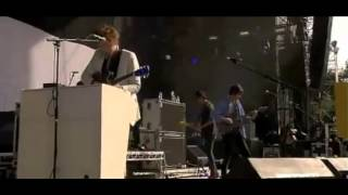 The Kooks - Strange One (live @ Pukkelpop 2010)