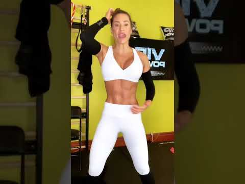 THE BEST FAT LOSS & MUSCLE TONING LIVESTREAM WORKOUT! Super Coach JENNIFER NICOLE LEE Online Coach