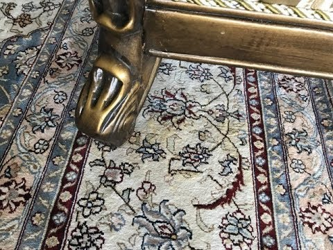 How to clean at Persian carpet-#PetPeePee