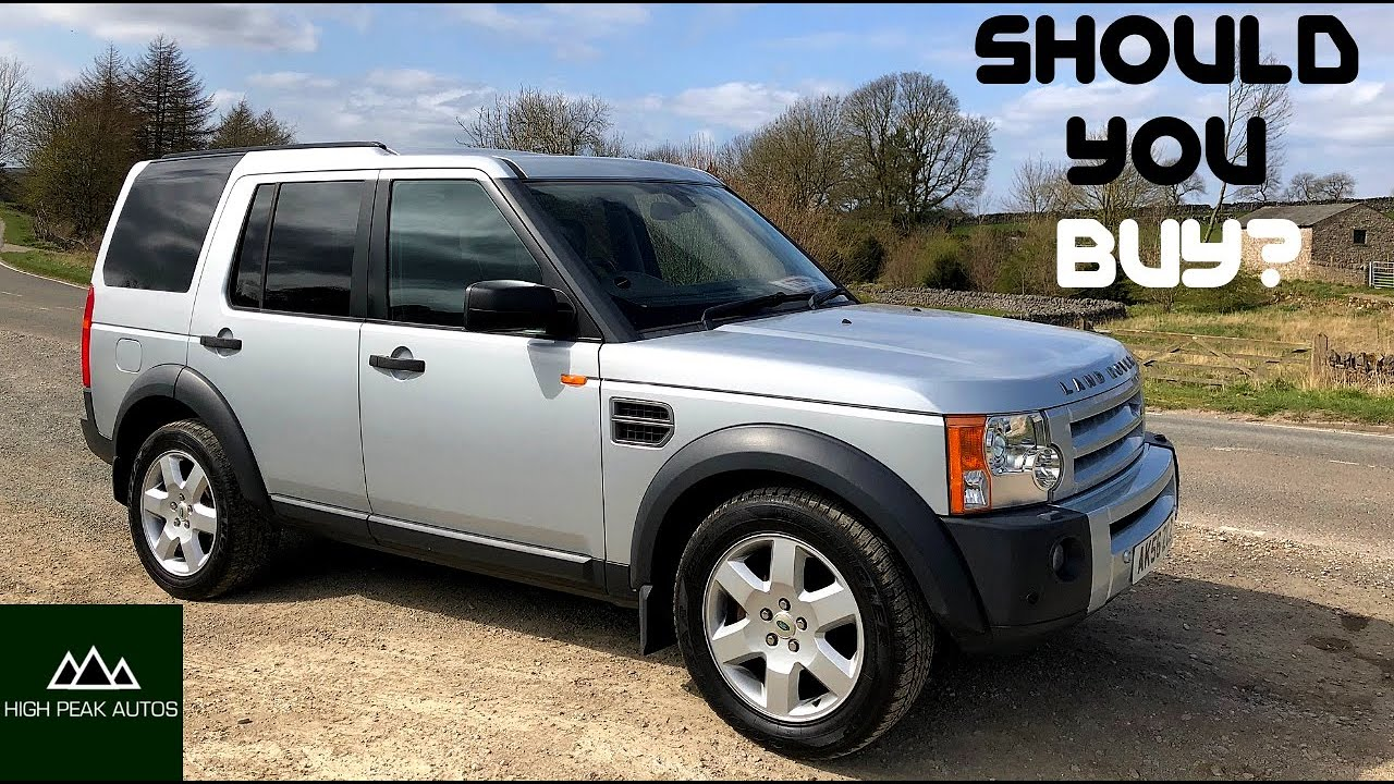 Should You Buy A Land Rover Discovery 3 Lr3 Test Drive Review Youtube