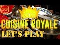 CUISINE ROYALE - Let's Play and Review