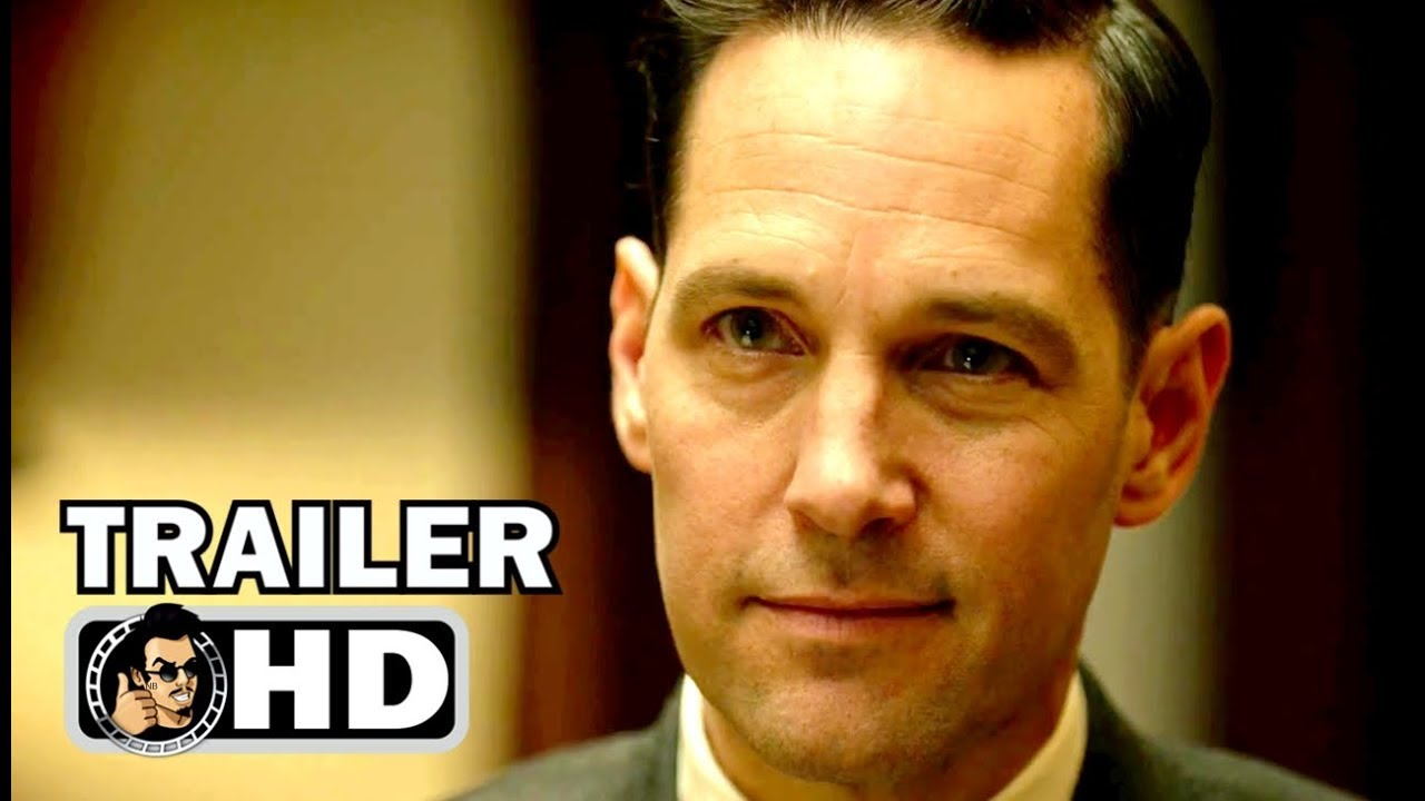 Download THE CATCHER WAS A SPY Official Trailer (2018) Paul Rudd WWII Drama Movie HD