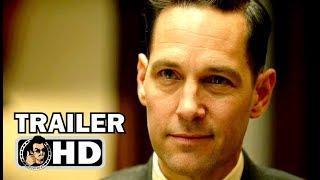 THE CATCHER WAS A SPY Official Trailer (2018) Paul Rudd WWII Drama Movie HD