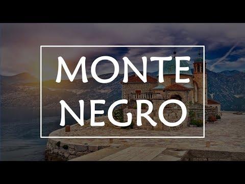 BEST KEPT SECRETS -  MONTENEGRO -  Црна Гора Bay of Kotor Ulcinj Ostrog Budva Podgorica