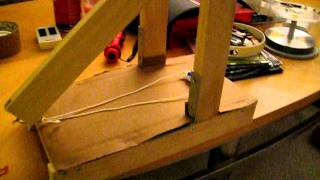 Table Top Trebuchet Penny Launcher