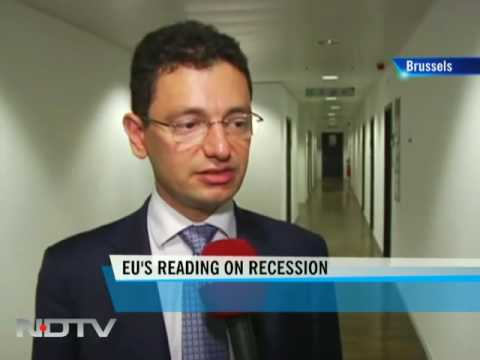 EU's reading on recession