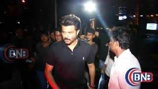 Anil Kapoor & Rhea Kapoor Spotted at Yauatcha Dine In BKc