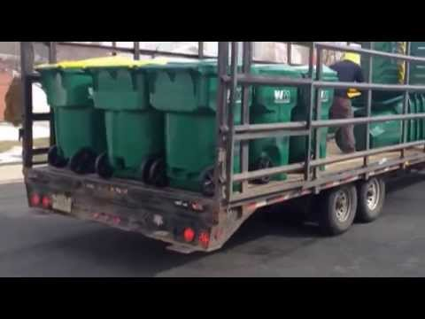 Commerce City Waste Management Can Delivery