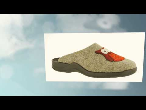 Ladies Slippers from Rohde at Robin Elt Shoes