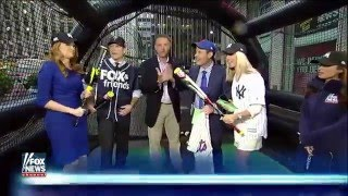 InMotion Air Inflatable Batting Cages on Fox & Friends 4/1/16