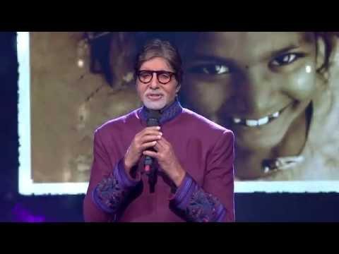 Beautiful Song by Amitabh Bachchan - Mele Mein Khoyi Gujariya (Aaj ki Raat hai Zindagi)
