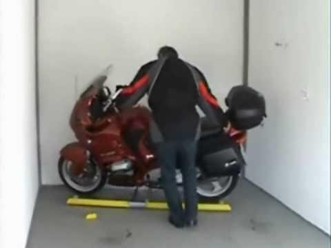 Motorrad Rangierhilfe Motorradport Motorbike Parking