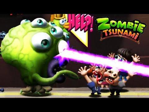 Zombie Tsunami - Beast Mode [Android Gameplay, Walkthrough]
