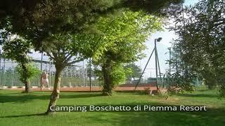 Camping Boschetto di Piemma Resort