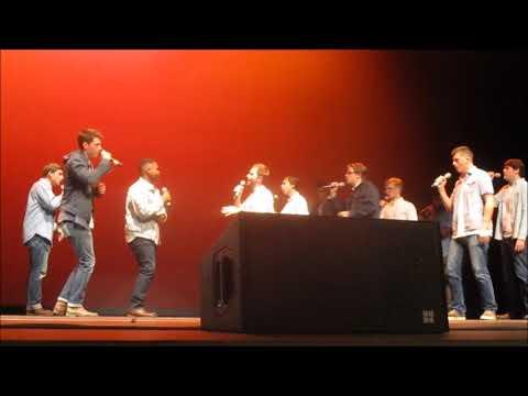 Acapellageddon 2017 - Appalachian State University Student Singing Competition - Fall 2017