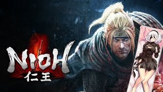 Nioh - The First Weeb