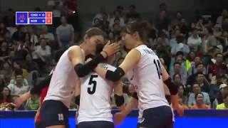 Video Women's VNL 2018: China v Korea - Full Match (Week 1, Match 20) download MP3, 3GP, MP4, WEBM, AVI, FLV Oktober 2018