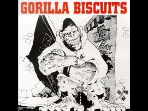 Gorilla Biscuits- Start today (LYRICS)