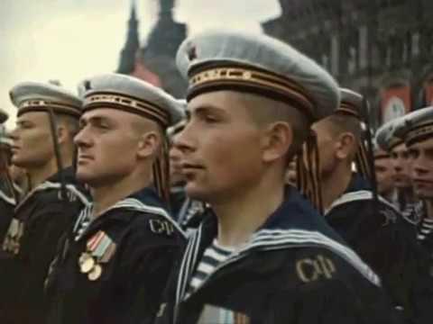 Песня о Советской Армии «Несокрушимая и легендарная»