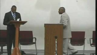 Apostle Pastor Gino Jennings Teaches on paying pastors a church salary.