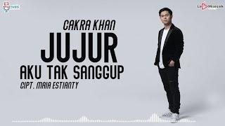 Cakra Khan - Jujur Aku Tak Sanggup (Official Lyric Video) Theme Song Sinetron SCSD