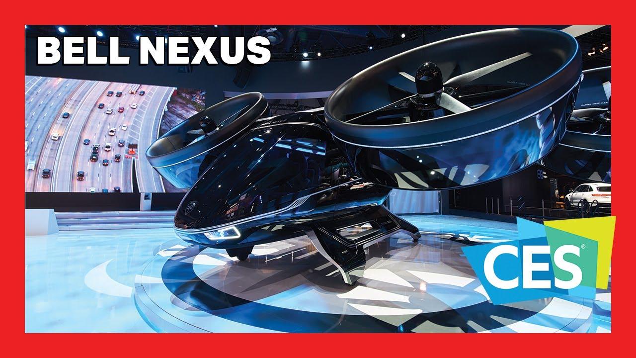 CES 2019 - Bell Nexus Debut