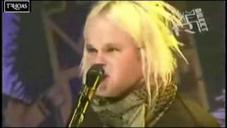 The Rasmus live at Summeribileet 2008 - Livin