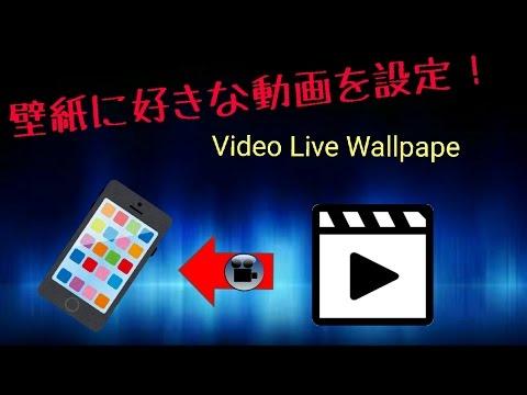 iphone 壁紙 動画