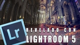 Tutorial Lightroom 5 // Revelado raw by @Photoshopeando