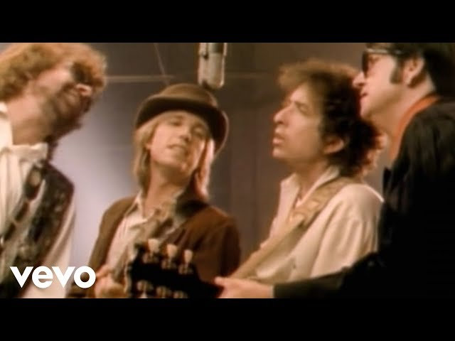 The Traveling Wilburys - Handle With Care (Official Video)