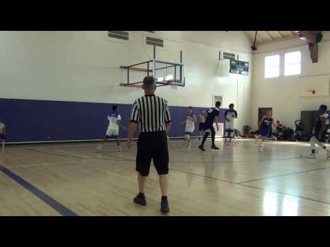 Fairfield Ballers Basketball  4 29 2017 Ballers vs Gilroy Club Prototype