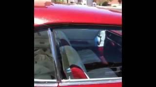 1965 impala ss and 2005 maxima se