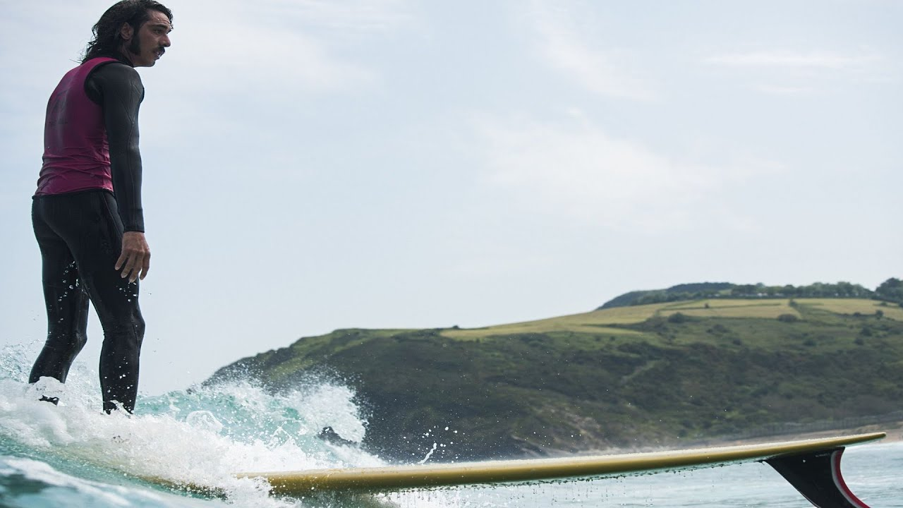 Alex Knost, Tyler Warren, and Andy Nieblas style through Zarautz | Duct Tape Invitational