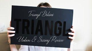 Triangl Bikini Unbox & Review - Poppy Peach Soda | Phases Of Robyn