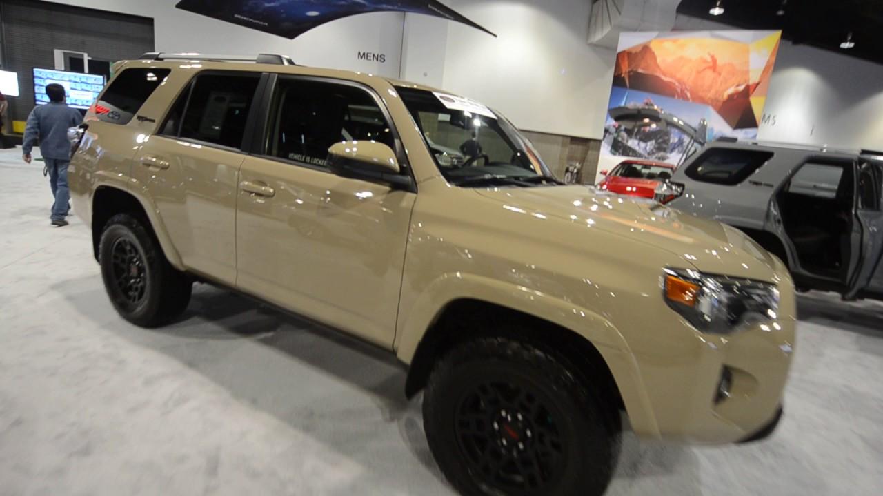 2018 Toyota Trd Pro