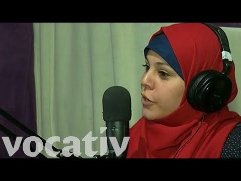 The First All-Female Radio Station In Gaza Calls For Equality