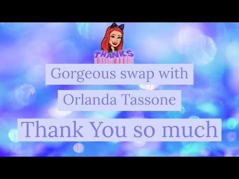Gorgeous Alice In WonderlandMermaid Swap  With Orlanda Tassone