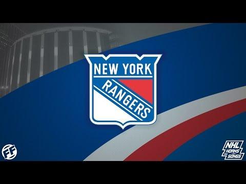New York Rangers 2015-2016 Goal Horn