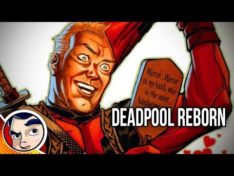 Deadpool 'Cured & A New Man!' - Complete Story